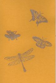 Insekten gelb C6