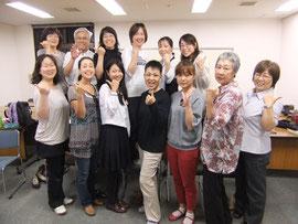 2012年夏メンバー集合