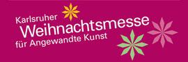 Karlsruher Weihnachtsmesse für Angewandte Kunst 2017 - 13.-17.12.2017 im Regierungspräsidium Karlsruhe - auch 2016