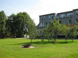 Gutshaus Laschendorf Ferienwohnungen & Park