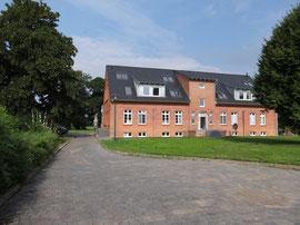 Gutshaus Laschendorf Vorderansicht