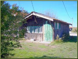 Cabane 7 en plein soleil