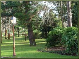 """Le Parc Mauresque en """"Ville d'Hiver"""" à Arcachon"""