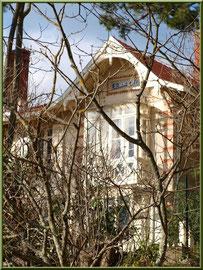 """Villa """"St Henry"""" en """"Ville d'Hiver"""" à Arcachon"""
