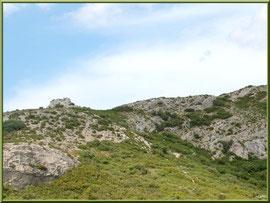 Les Alpilles (Bouches du Rhône)