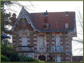 """Villa """"Les Clématites"""" en """"Ville d'Hiver"""" à Arcachon"""