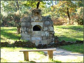 La Fontaine Saint Jean à Lamothe, Commune du Teich (Bassin d'Arcachon)