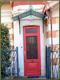 """Villa """"Les Violettes"""" en """"Ville d'Hiver"""" à Arcachon"""