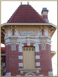 """Villa """"Le Plessis"""" en """"Ville d'Hiver"""" à Arcachon"""