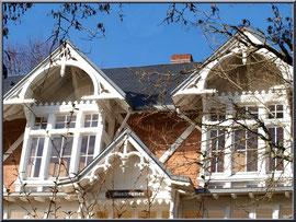 """Villa """"Montesquieu"""" en """"Ville d'Hiver"""" à Arcachon"""