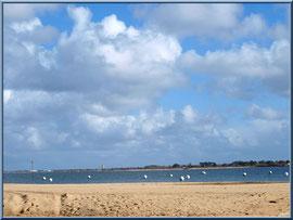 """Arcachon, """"Ville d'Automne"""", son petit port de l'Aiguillon et sa plage"""