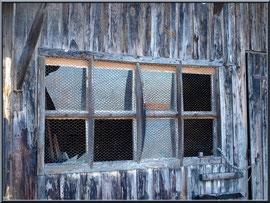 Cabane 63, abandonnée