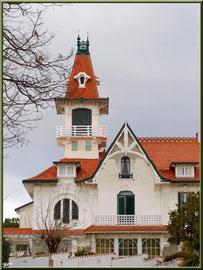 """La villa """"St Yves"""" en """"Ville de Printemps"""" à Arcachon"""