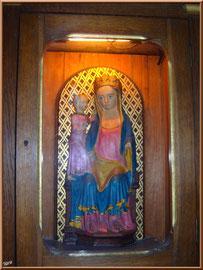 La Vierge à l'enfant de la Chapelle des Marins, Basilique Notre Dame d'Arcachon, Ville de Printemps