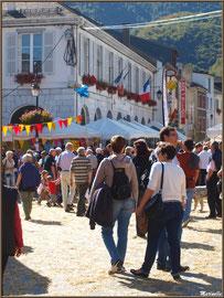 Fête au Fromage, Hera deu Hromatge, à Laruns en Vallée d'Ossau (64)