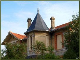 """Villa """"Fragonard"""" en """"Ville d'Hiver"""" à Arcachon"""