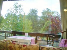 Bad Ischl Appartement Miramonte -  Ausblick - Ferienwohnung
