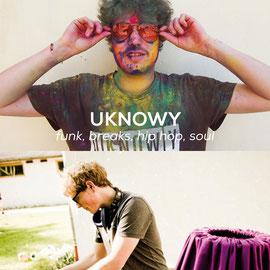 Unknowy - Funk, Breaks, Hip Hop, Soul