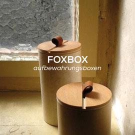 Foxbox - Aufbewahrungsboxen