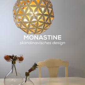 Monastine - Skandinavisches Design
