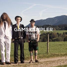 Gamskampler - Volkspunk