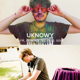 Unknowy - Funk, Breaks, Hip Hop, Soul