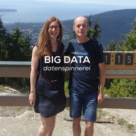 BIG DATA - Datenspinnerei