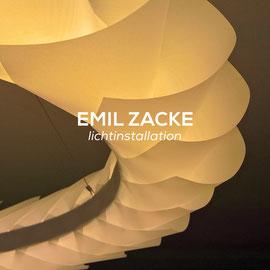 Emil Zacke - Lichtinstallation
