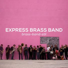 EXPRESS BRASS BAND - Brass-Band-Stil