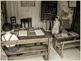 Ecole d'Antan - Gilliane