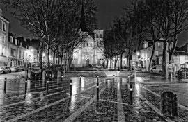 """2ème Prix :""""Parvis St Vincent de Paul"""", Roland VACHON,Ste Havraise de Photographie"""