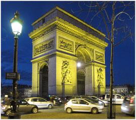 Arc de Triomphe - Didier
