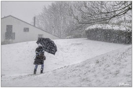 "3eme : Para ""neige"", photo de Gilliane Coupel"