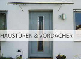 Haustüren & Vordächer