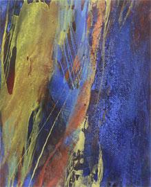 Sommernacht | 170 x 140 cm
