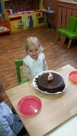 3. Geburtstag von Lena