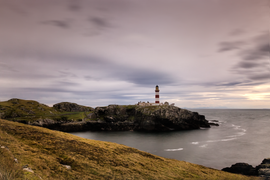 Eilean Glas Lighthouse, Isle of Lewis and Harris