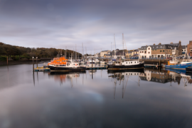 Stornoway Habour, Isle of Lewis and Harris