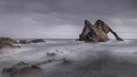Bow Fiddle Rock, Portknockie,