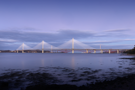 Queensberry Crossing Bridge