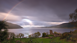 Lough Ness, Urquhart Castle