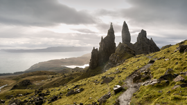 Old Man of Store, Isle of Skye
