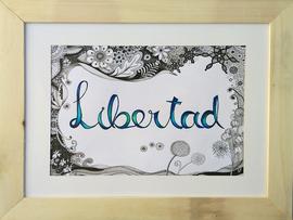zentangle-libertad-decoracion-paredes