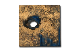"Thomas Girbl ""burningdiscovery-9043"" 50x50cm 2013"