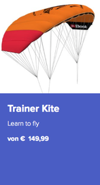 Best Trainerkite