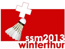 Badminton Senioren-Schweizermeisterschaften 2013