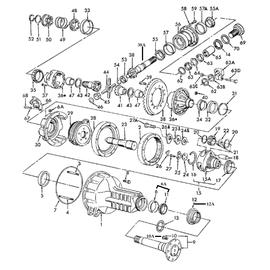 Diferencial y sus componentes