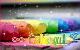 ~ Colorful ♥