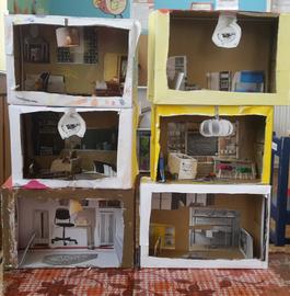 Zimmer der Kinder