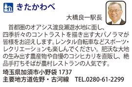 道の駅「きたかわべ」 埼玉県加須市